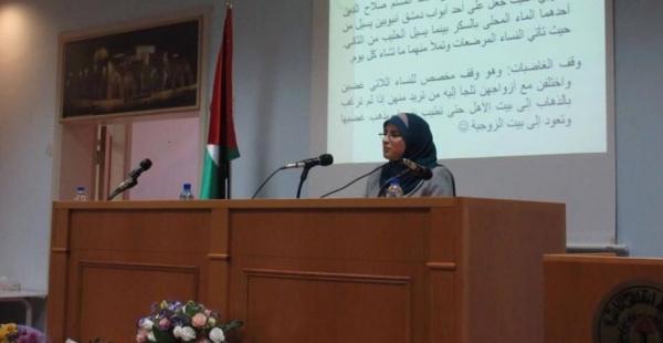 حوار مع الباحثة المتميزة 'دلال باجس'