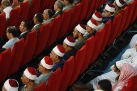 مشايخ السلطان والشباب العربي