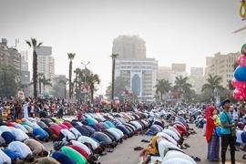 العيد فرحة المسلمين