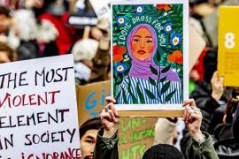 خدعوها بقضية تحرير المرأة