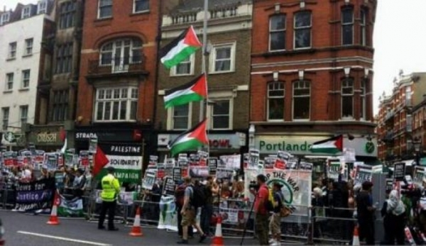 عندما يتراجع الدعم الرسمي العربي لفلسطين ويتقدم أنصارها في الغرب!