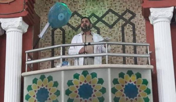 للتوعية من كورونا.. أطباء غزة يعتلون منابر 'الجمعة'