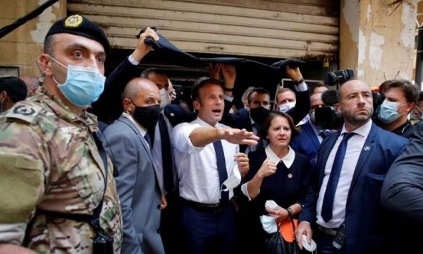 ماذا لو أن زعيماً عربيّاً وقف وسط ركام بيروت يواسيها؟