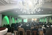 هيئة علماء المسلمين في لبنان في مؤتمرها السادس بعنوان: 'دور العلماء في مواجهة صفقات الداخل والخارج'.